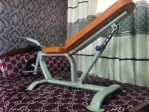 Adjustable Gym Bench   Sports Equipment for sale in Greater Accra, Accra Metropolitan