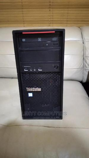 Desktop Computer Lenovo ThinkStation P310 16GB Intel Xeon HDD 1T   Laptops & Computers for sale in Greater Accra, Tema Metropolitan