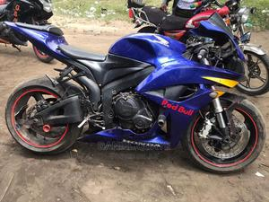 Honda CBR 2010 Blue   Motorcycles & Scooters for sale in Central Region, Effutu Municipal