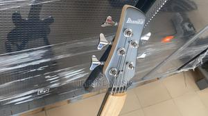 Ibanez 5 String Bass Guitar, Right, Black (GSRM25BK)   Musical Instruments & Gear for sale in Central Region, Awutu Senya East Municipal