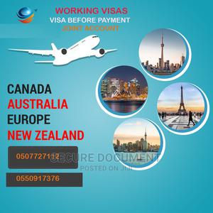 Working Visas   Printing Services for sale in Greater Accra, Madina