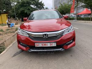 Honda Accord 2016 Red   Cars for sale in Greater Accra, Dzorwulu