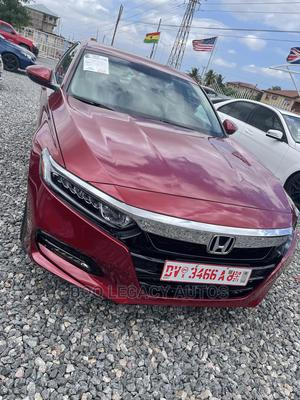 Honda Accord 2018 EX Red   Cars for sale in Greater Accra, Taifa-Burkina