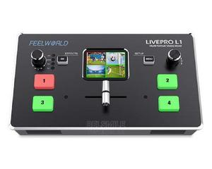 Feelworld LIVE PRO L1 V1 HDMI Mixer Switcher Live Streaming   Accessories & Supplies for Electronics for sale in Greater Accra, Ga East Municipal
