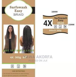 Sarfowaah Easy Braid 4X | Hair Beauty for sale in Greater Accra, Kasoa