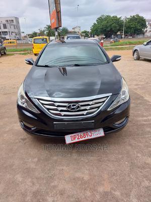 Hyundai Sonata 2012 Black | Cars for sale in Greater Accra, Ofankor