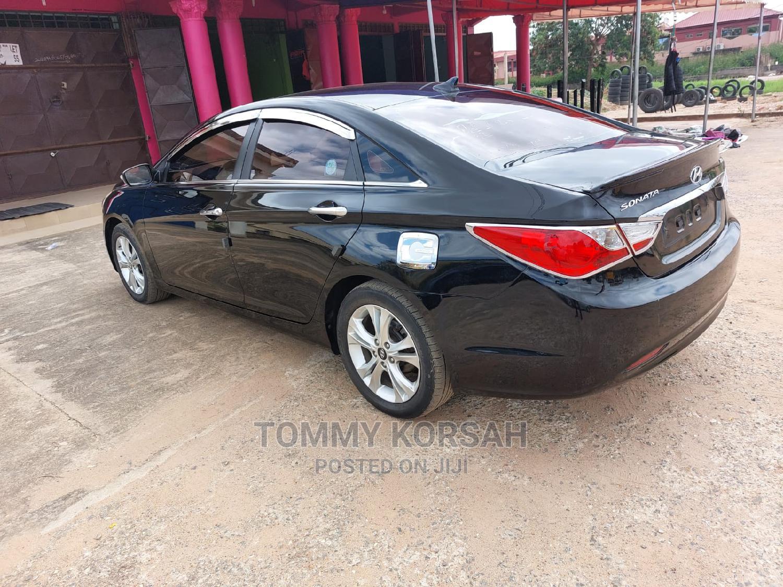 Hyundai Sonata 2012 Black | Cars for sale in Ofankor, Greater Accra, Ghana