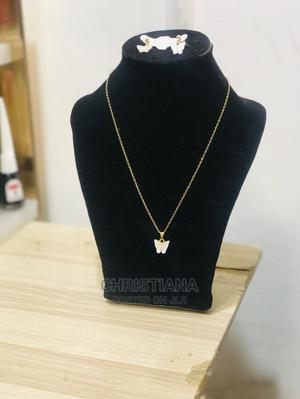 Necklace With Earrings | Jewelry for sale in Greater Accra, Ofankor