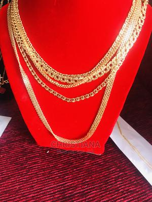 Gold Necklace | Jewelry for sale in Greater Accra, Ofankor