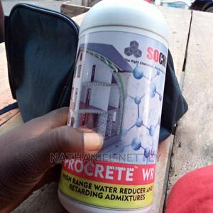 High Range Water Reduces and Retarding Admixtures | Building Materials for sale in Greater Accra, Tema Metropolitan