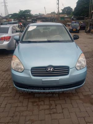 Hyundai Accent 2010 GLS Blue   Cars for sale in Greater Accra, Abelemkpe