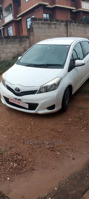 Toyota Vitz 2014 1.3 AWD 3dr White | Cars for sale in Western Region, Shama Ahanta East Metropolitan