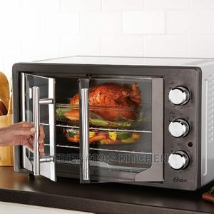Electric Oven,Oster French Door Convection Toaster Oven   Kitchen & Dining for sale in Greater Accra, Old Ashomang