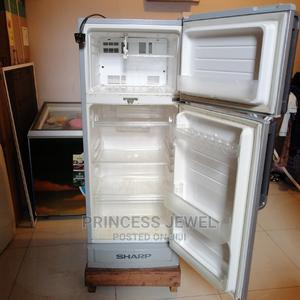 SHARP REFRIGERATOR for Quick Sale   Home Appliances for sale in Eastern Region, New-Juaben Municipal