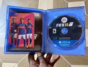 Fifa 18 Spiderman PS4 Game Cds   CDs & DVDs for sale in Greater Accra, Adenta