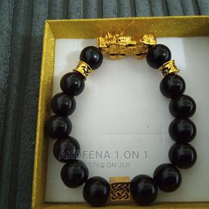 Black Obsidian Wealth Attraction Bracelet   Jewelry for sale in Greater Accra, Accra Metropolitan