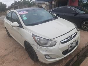 Hyundai Accent 2012 GLS White   Cars for sale in Ashanti, Kumasi Metropolitan