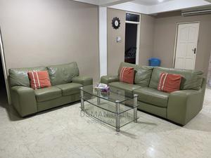 Leather Sofa Set   Furniture for sale in Greater Accra, Spintex