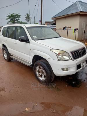 Toyota Land Cruiser Prado 2003 2.7 5dr White | Cars for sale in Greater Accra, Adenta
