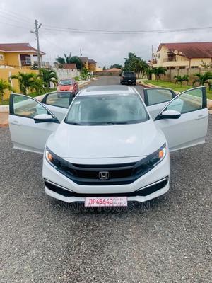 Honda Civic 2019 White   Cars for sale in Greater Accra, Accra Metropolitan