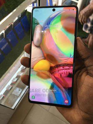 New Samsung Galaxy A71 128 GB Silver   Mobile Phones for sale in Greater Accra, Achimota