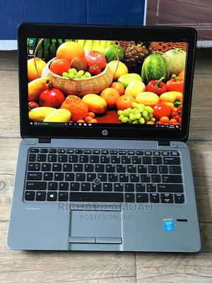 Laptop HP EliteBook 820 G2 4GB Intel Core I5 HDD 320GB   Laptops & Computers for sale in Greater Accra, Adenta