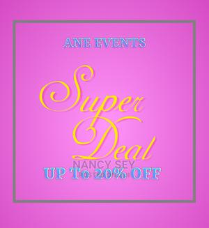 Up to 20% Off in Event Decoration | Party, Catering & Event Services for sale in Greater Accra, Tema Metropolitan