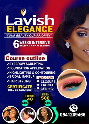 Professional Makeup Training   Health & Beauty Services for sale in Greater Accra, Tema Metropolitan