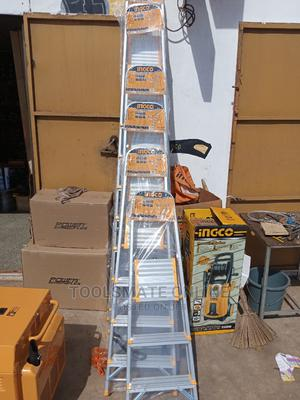 Ingco Household Ladders 3steps to 9steps | Hand Tools for sale in Greater Accra, Tema Metropolitan