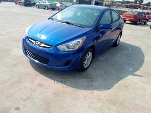 Hyundai Accent 2014 Blue   Cars for sale in Greater Accra, Ga South Municipal