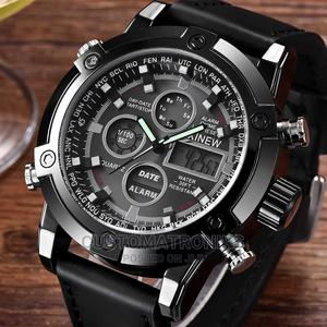 Xinew Designer Watch (Black) | Watches for sale in Greater Accra, Accra Metropolitan