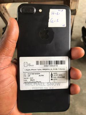 Apple iPhone 7 Plus 32 GB Black | Mobile Phones for sale in Greater Accra, Kasoa