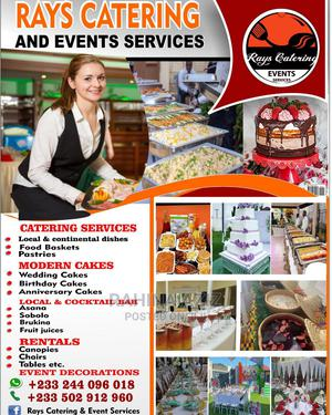 Your One-Stop Shop to All Events Needs | Party, Catering & Event Services for sale in Greater Accra, Adenta
