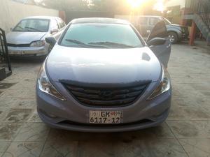 Hyundai Sonata 2012 Gray | Cars for sale in Greater Accra, Accra Metropolitan