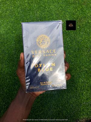 Versace Dylan Blue, 200ML | Fragrance for sale in Ashanti, Kumasi Metropolitan