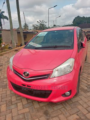 Toyota Vitz 2012 Red | Cars for sale in Greater Accra, Accra Metropolitan