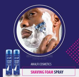 Amalfi Shavin Foam Spray, 250ml Shaving Foam Spray/Men | Bath & Body for sale in Greater Accra, Spintex
