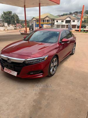New Honda Accord 2021 Red   Cars for sale in Greater Accra, Achimota