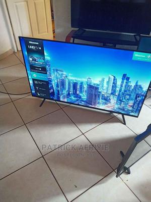 Hisense 50 Inch 4K UHD Smart Tv | TV & DVD Equipment for sale in Ashanti, Kumasi Metropolitan