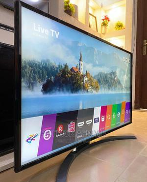 LG 43 Inch UHD 4k Smart Display | TV & DVD Equipment for sale in Ashanti, Kumasi Metropolitan