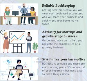 Technology-Driven Accounting Solution   Tax & Financial Services for sale in Greater Accra, Adenta