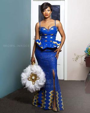 Kente Dress and Kaba | Wedding Wear & Accessories for sale in Greater Accra, Lartebiokoshie