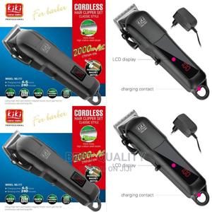 Kiki Cordless Hair Clipper Set (Classic Style) | Tools & Accessories for sale in Greater Accra, Accra Metropolitan