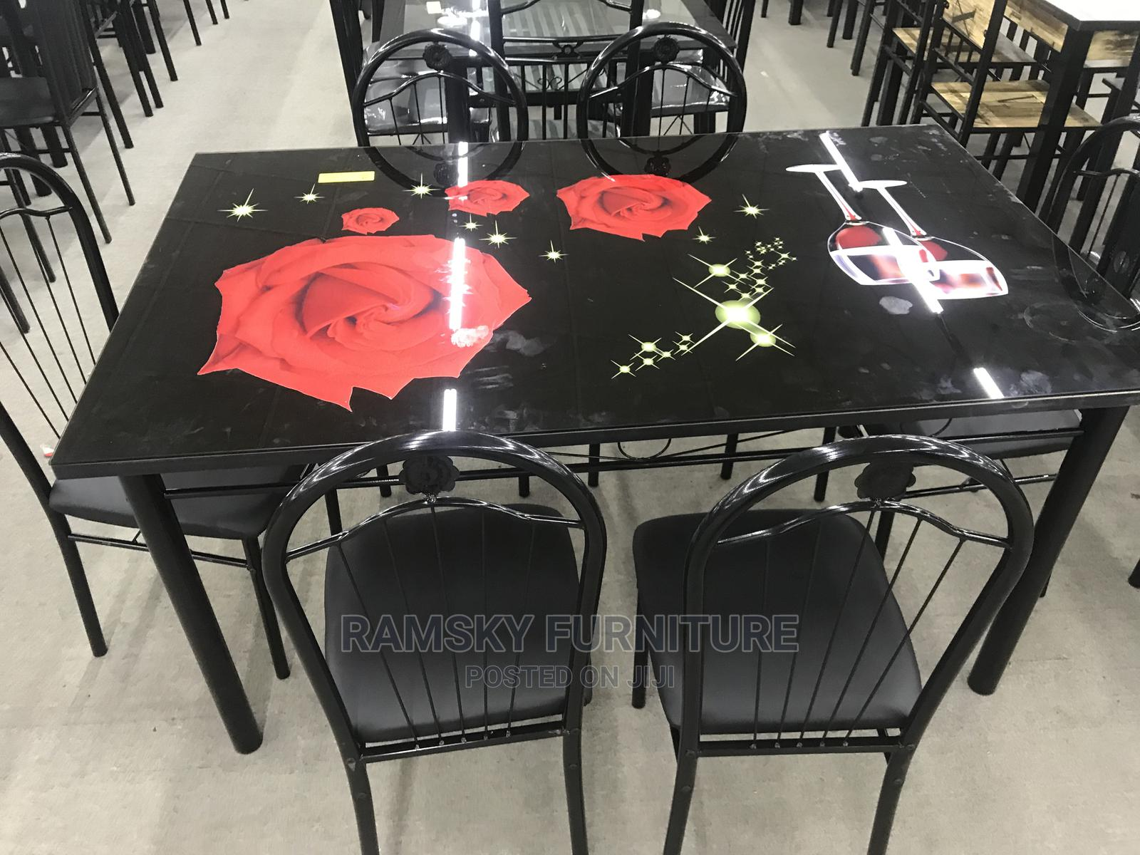 Quality Executives Glass Tables With Chairs | Furniture for sale in Accra Metropolitan, Greater Accra, Ghana