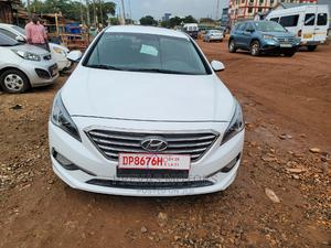 Hyundai Sonata 2016 White | Cars for sale in Greater Accra, Teshie
