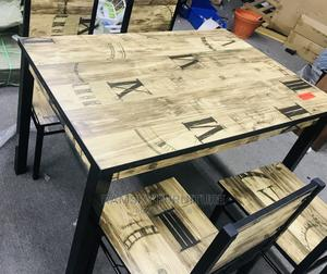 Quality Executives Wooden Tables With Chairs | Furniture for sale in Greater Accra, Accra Metropolitan