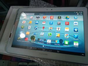 New Samsung Galaxy Tab 2 10.1 P5100 16 GB White   Tablets for sale in Greater Accra, Madina
