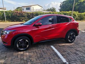Honda HR-V 2018 EX FWD Red   Cars for sale in Greater Accra, West Legon