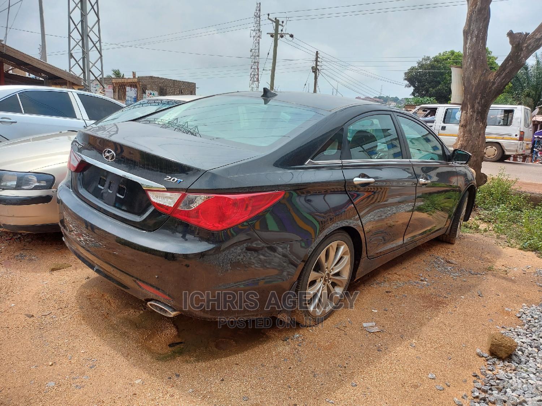 Hyundai Sonata 2010 Black | Cars for sale in Ga South Municipal, Greater Accra, Ghana