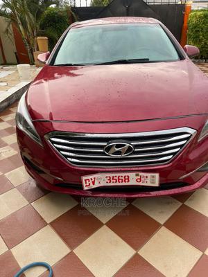 Hyundai Sonata 2016 SE Red | Cars for sale in Greater Accra, Accra Metropolitan